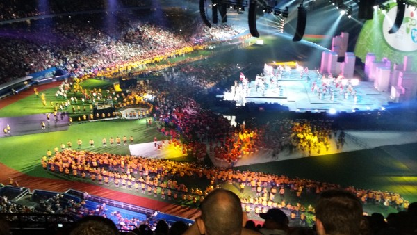 2015 Pan Am Games Closing Ceremony
