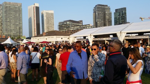 Taste Of Toronto 2015 at Fort York