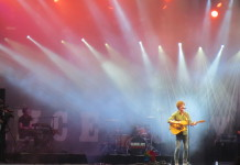 Vance Joy performs at WayHome Music Festival