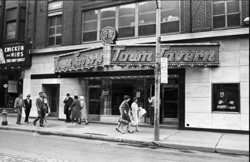 Town Tavern, Toronto