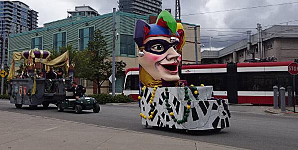 CNE Parade in Toronto