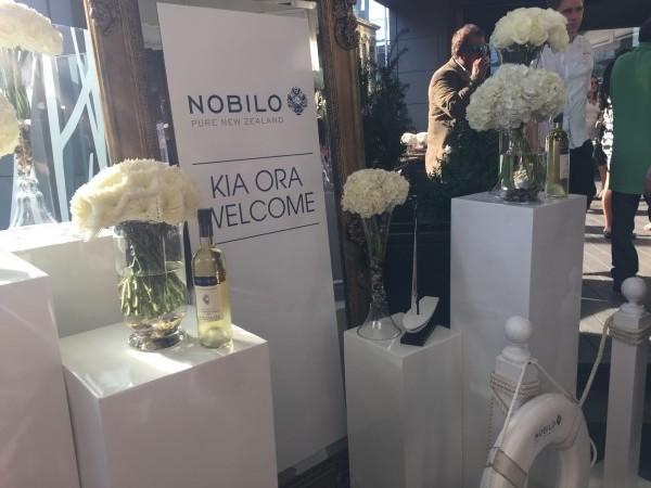Nobilo event at Oliver & Bonacini Cafe