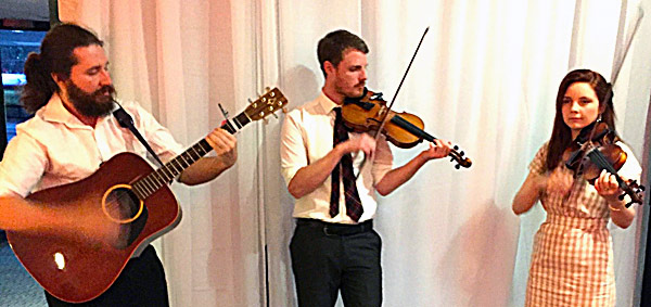 East Coast fiddlers at The True North Gala in Toronto