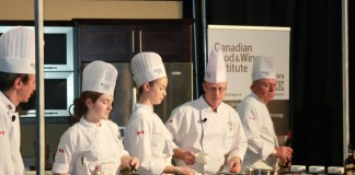 Gourmet Food and Wine Expo at the Metro Toronto Convention Centre