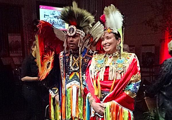 Travel Vision is traveling troupe, offering Iroquois Six Nations traditional performances to public groups.