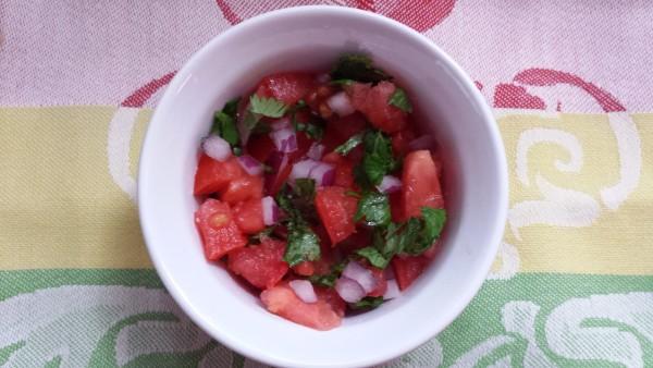 Chipotle Mexican Grill Salsa Recipe
