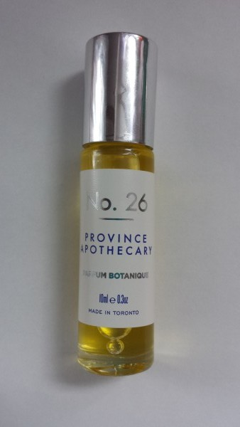 Parfum Botanique No. 26 Balance from Province Apothecary