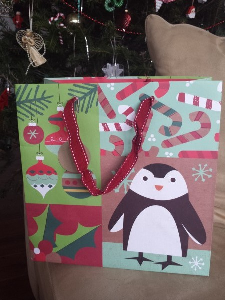 Be Merry Large Gift Bag from Papyrus, $5.95