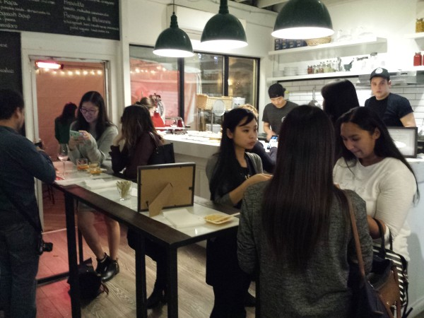 Bugigattolo Kitchen Liberty Village Media Preview on Dec. 1 2015