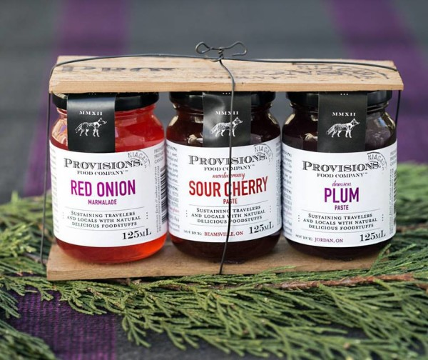 Fruit pastes from Provisions Food Company