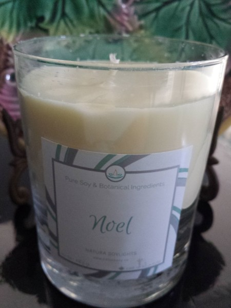 Natura Soylights Soy Candle in Noel