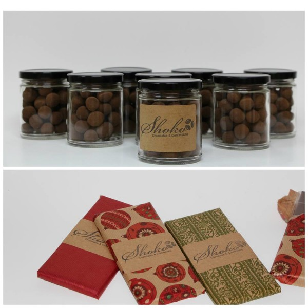 Royce Li's Shoko Chocolates