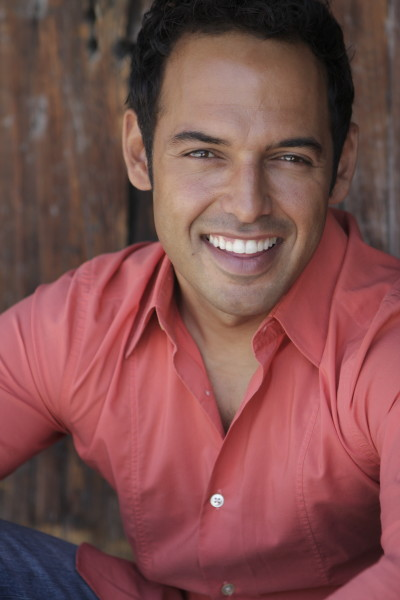 Comedian Shaun Majumder appears at New Year's Eve Comedy Extravaganza