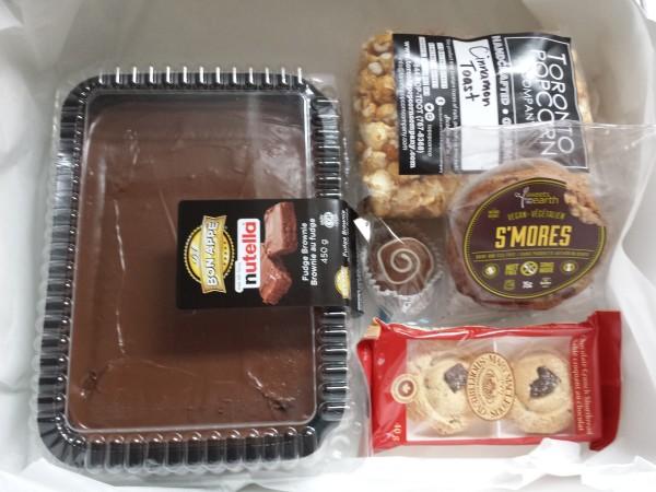 Shopbake treats on demand gift box