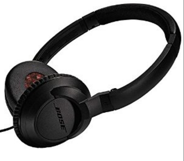 Bose Sound True On Ear Headphones in Black, $99.95