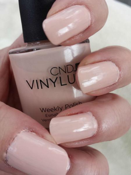 Skin Tease from CND Vinylux Flirtation Collection