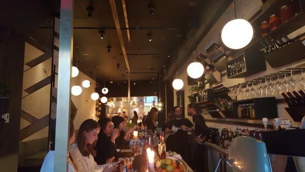Ufficio Restaurant at 1214 Dundas Street West, Toronto
