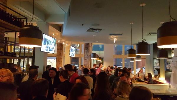 Batch Toronto pub at 75 Victoria Street, Toronto