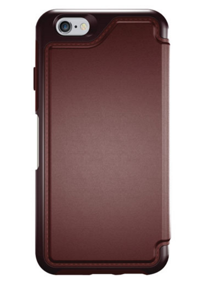 OtterBox iPhone 6 Plus 6s Plus Leather Folio Case, $69.99