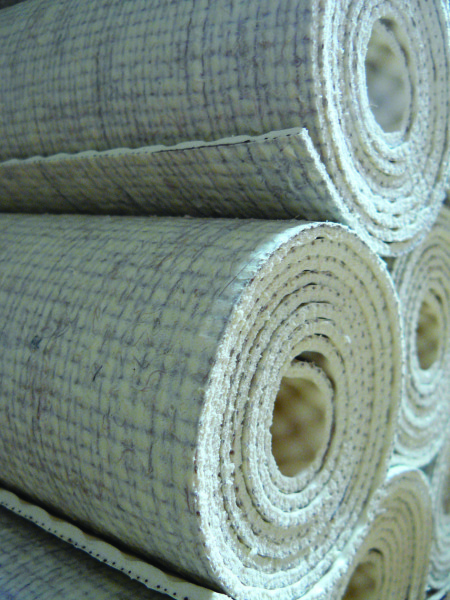 The Original ecoYoga Mat in Natural