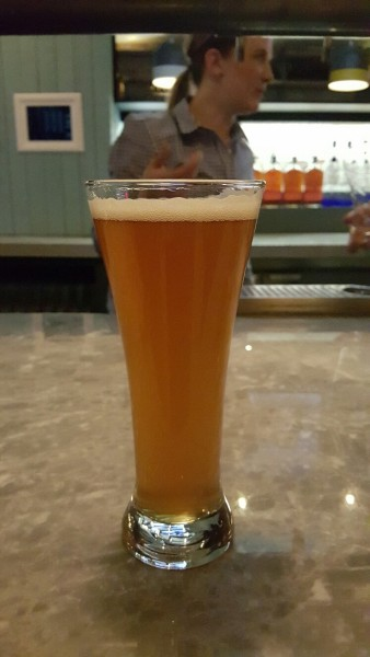 Witbier at Batch Toronto