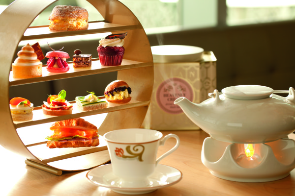 Mother's Day Afternoon Tea at DEQ Terrace and Lounge at The Ritz-Carlton, Toronto