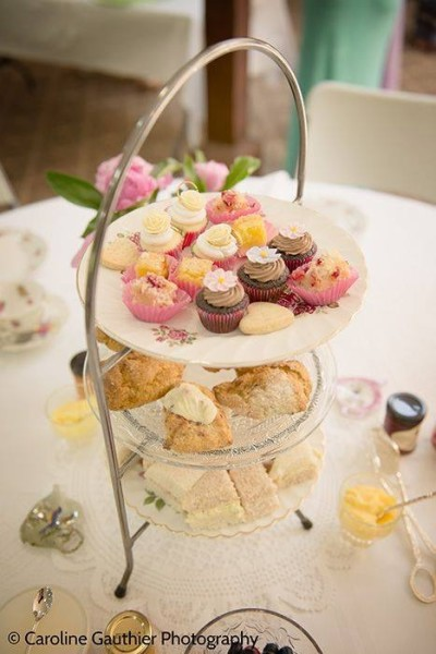 Afternoon tea in your home by Sharilene Rowland of Tea Celebrations, photo Caroline Gauthier Photography