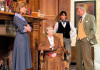 Agatha Christie's The Mousetrap at Lower Ossington Theatre is one of the most unique things to do Mother's Day in Toronto