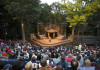 Shakespeare in High Park is one of Shakespeare performances in Toronto and Stratford 2016, photo by David Hou