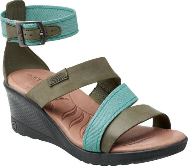 Skyline Ankle in Mineral Blue from KEEN new sandals 2016