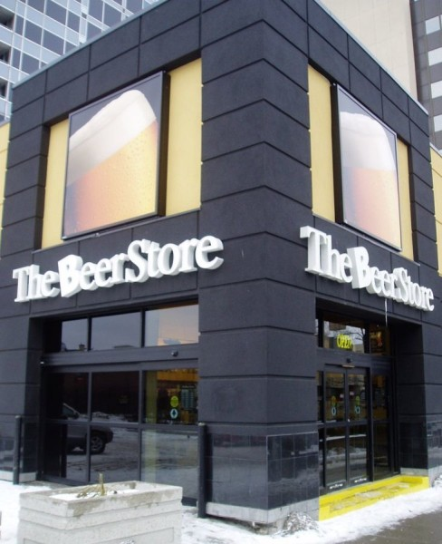 The Beer Store, By SimonP at English Wikipedia - Own work, CC BY-SA 3.0, https://commons.wikimedia.org/w/index.php?curid=17965695