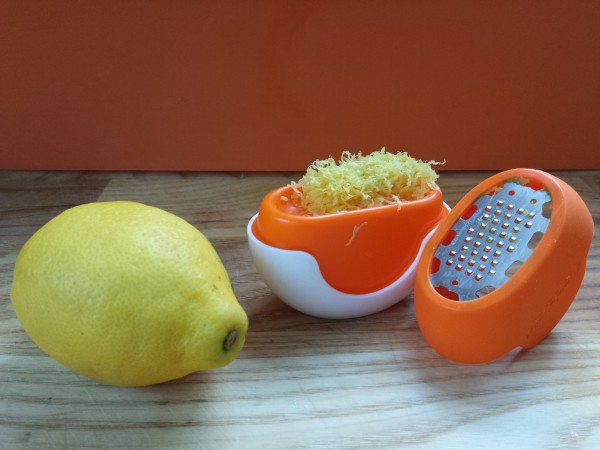 Flexi Zesti Lemon Zester from Microplane