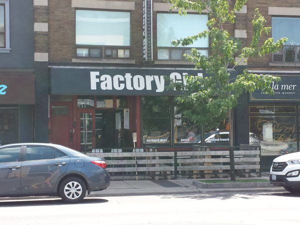 Factory Girl, 193 Danforth Ave.