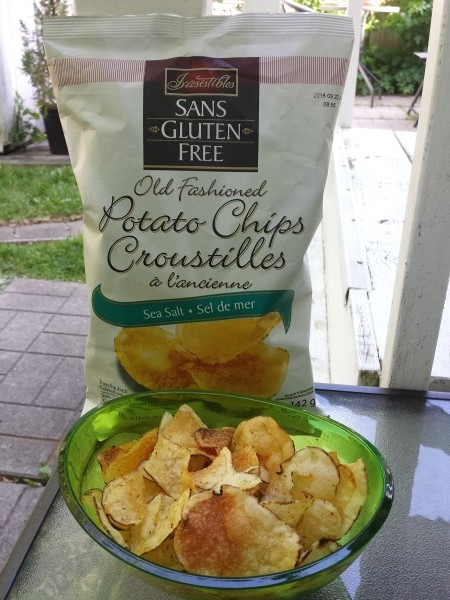 Irresistibles Old Fashioned Potato Chips
