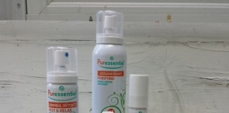 Puressentiel Sprays and Stress Roller
