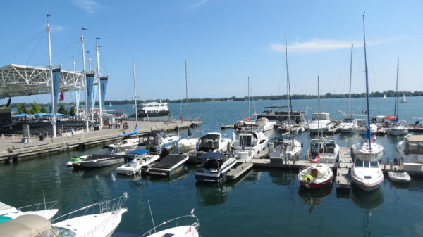 Harbourfront in Toronto is a must do Toronto event before the summer ends