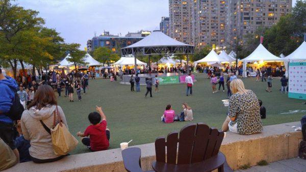 Toronto Veg Food Fest at Harbourfront Centre 2015