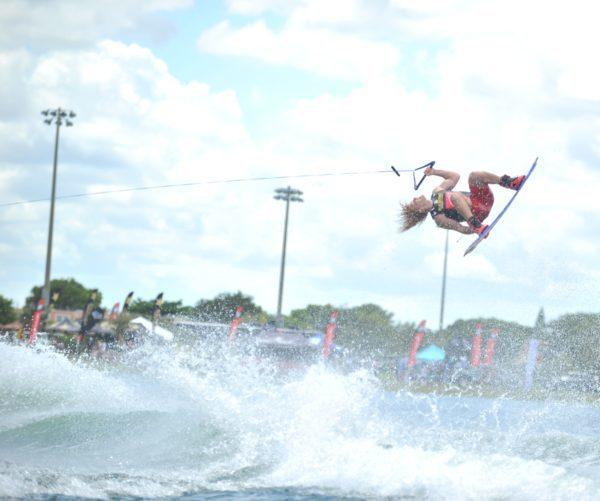 Noah Flegel will appear at Nautique WWA Wakeboard World Championships at CNE 2016