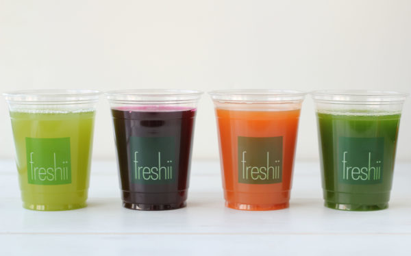 Daily Juice Cleanse from Freshii