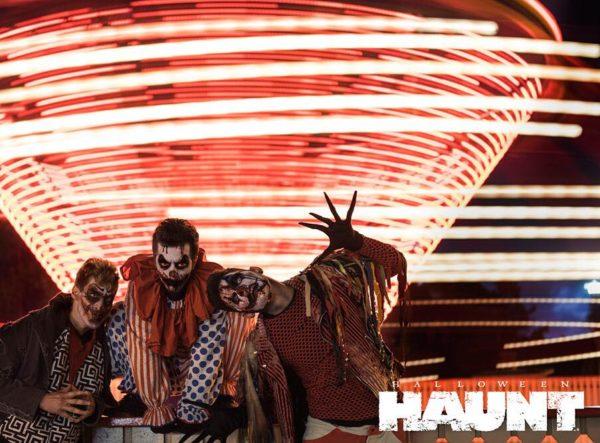 Halloween Haunt at Canada's Wonderland