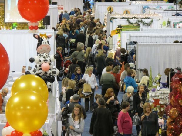 Seasons Christmas Show in Toronto is one of the largest Christmas craft shows in Toronto