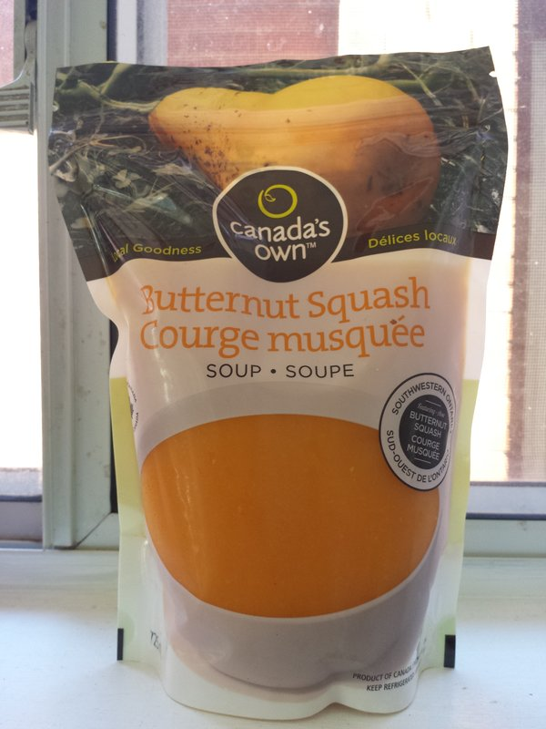 Canada's Own Butternut Squash Soup