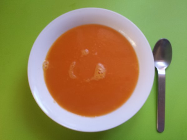 Canada's Own Roast Carrot Soup