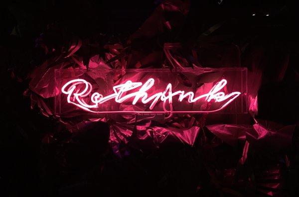 Rethink light at Boobyball at Rebel Night Club in Toronto