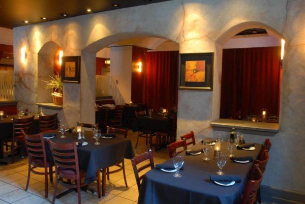 Vagabondo Italian Restaurant in Toronto