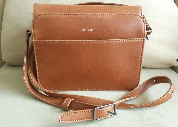 'Elle' handbag is one of the more popular styles from Matt and Nat vegan handbags