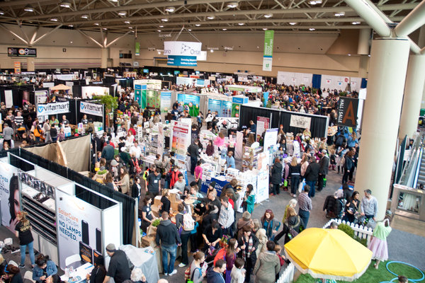 Green Living Show at the Metro Toronto Convention Centre