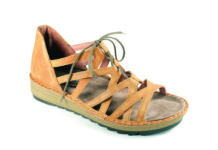 Yarrow women's sandal from Naot sandals for 2017