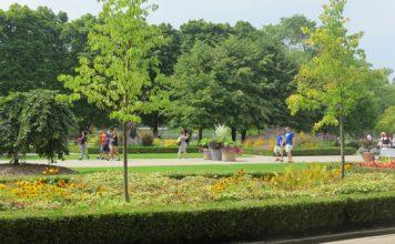Gardens at Centre Island, Toronto