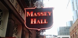 Massey Hall is one of the new buildings at Doors Open Toronto 2017
